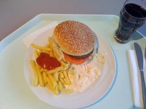Einseitige Ernährung (Symbolphoto)