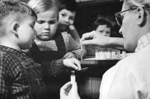 Impfung in der Kita