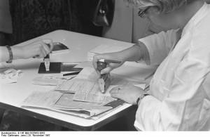 Beratung zur Impfung (Symbolbild)